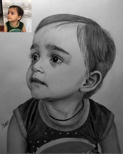 Premium Sketch Service ( Freelancer ) in Ahmedabad, Alex Art