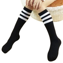 Knee School Socks