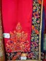 Rajasthani Work Saree