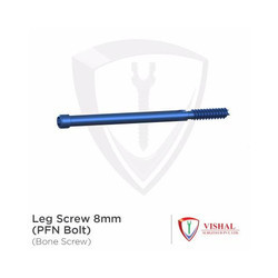 Leg Screw 8 mm for PFN Nail