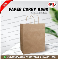 Paper Loop Handle Carry Bag