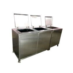 WUS-3 HED Wave Ultrasonic Three Stage Machines