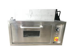 1.8 Kw Stainless Steel Electric Kitchen Oven, 220v