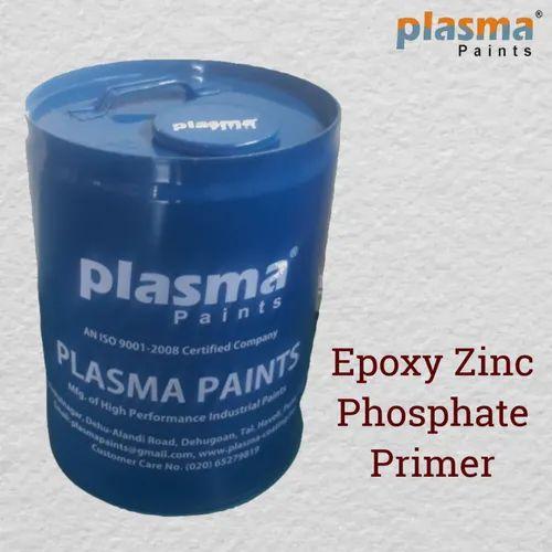 Paints Primer - Epoxy Zinc Phosphate Primer Manufacturer from Pune