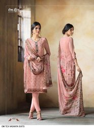 Georgette Stone Work Suits