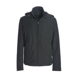 Royalry Black Mens Polyester Jacket