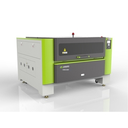 Automatic Single Phase Laser Cutting And Engraving Machine, Voltage: 220 V