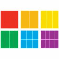 Fraction Square For Mathematics Laboratory