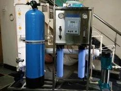 Reverse Osmosis Stainless Steel 250 LPH RO Plant