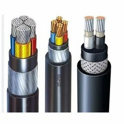 Black Polycab Copper Armoured Cables, Size: 1.5sqmm To 400sqmm