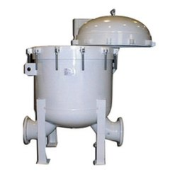 PP Fabricated Filter Housing