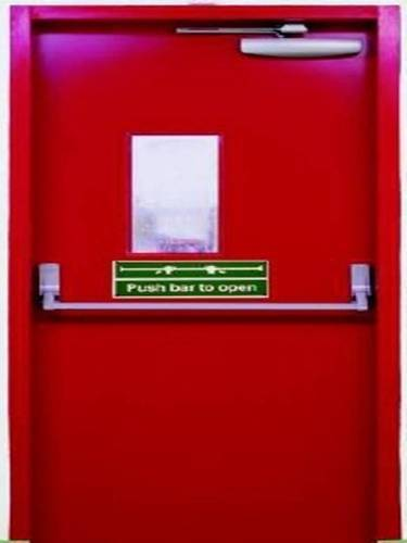 MS Hinged Fire Door