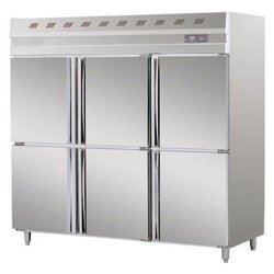 Six Door Vertical Refrigerators