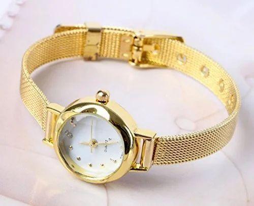 4e310eea5eb Xiniu golden fashion ladies watch analog clock gold watch women watch jpg  500x405 Gold watch ladies