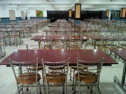 Granite Top Canteen Dining Tables