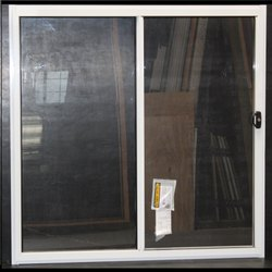 2 Track Aluminium Sliding Glass Window