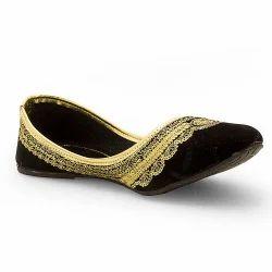 Women Golden Ballerina Sandals 315