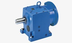 Inline Helical Gear Box - Inline Helical Geared Motor