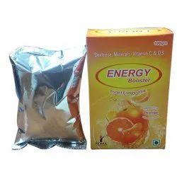 Dextrose, Minerals, Vitamin C & D3
