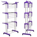 Cloth Drying Stand Steel 202