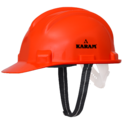 Karam PN-501 Safety Helmet Red Pin Lock Type