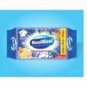 Reel Meel Cloth Detergent Cake, Shape: Rectangle
