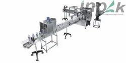Water Bottle Filling Machine