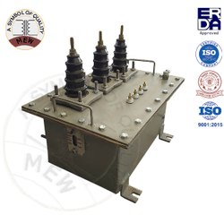 11KV Oil Filled Outdoor type Three Phase Potential Transformer