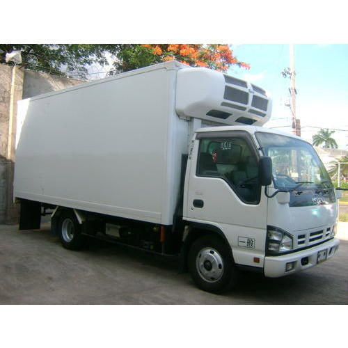 Refrigerated Truck Rental Service - Refrigerated Transport Service Service  Provider from Ahmedabad