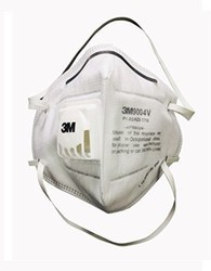 3M 9004 Volv Nose Face Mask