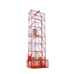 Industrial Material Handling Construction Lift