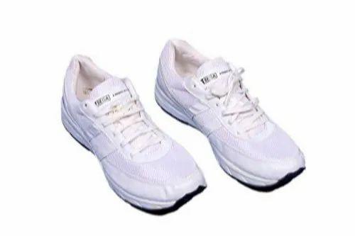Sega White Shoes, Size: 1-11, Rs 549