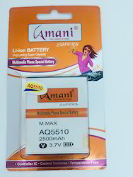 Amani Battery For Micromax Aq5510
