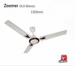 Brown Polycab Zoomer DLX Ceiling Fan, Fan Speed: 400 Rpm, Warranty: 2 Year