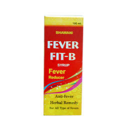 Medicine Grade Bhawani Fever Fit-B Syrup