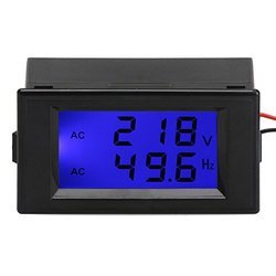 Dual Display Digital Hour Meter