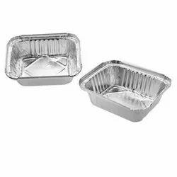 210 Ml Aluminium Foil Container