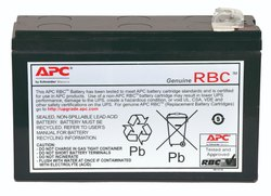 APC Replacement Battery Cartridge  125
