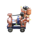 Water Pump- 8 HP- Diesel