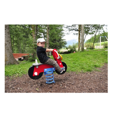 Fiber Spring Rider