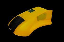 Engine Hood for Vibratory Compactor