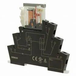 Omron Slim I/O Relay - G2RV-SR700 DC12