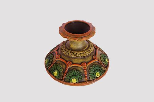 Multicolor Flower Pot Lepakshi Handicrafts Emporium Id 19134661455