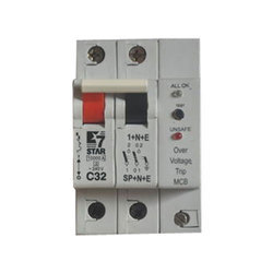 7 Star over voltage mcb, 240 V