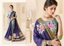 Pr Fashion Launched Beautiful Silk Based Saree