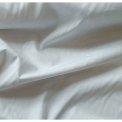 White Lawn Cotton Fabric
