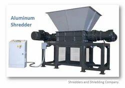 Aluminum Shredder