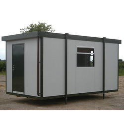 Prefab Portable Office Cabin