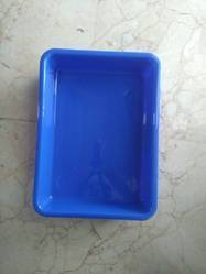 Plastic Tray Rectangular