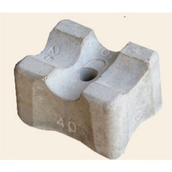 COVER BLOCKS, Size (Inches): 25 MM * 20 MM* 50 MM